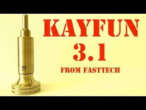 KAYFUN 3.1 - Micro Coil Build