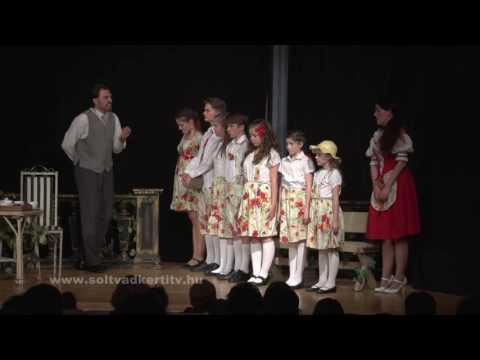 "A muzsika hangja ,,DÓ...RÉ...MI...-je"" (videó-diaporáma) from YouTube · Duration:  6 minutes 12 seconds"