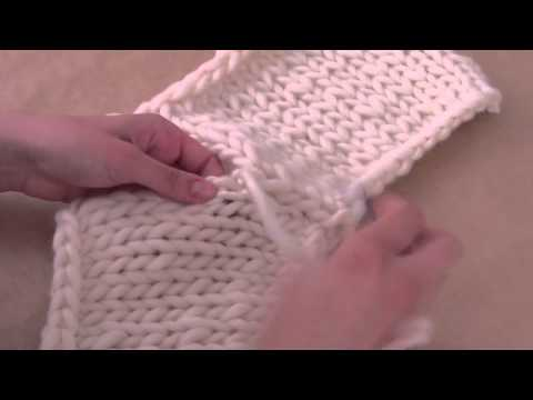 How to join your knitted work | We Are Knitters