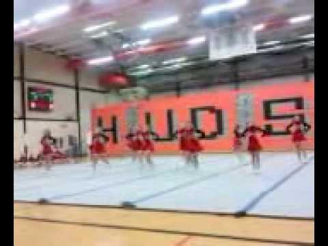 Vandercook Lake Middle School Cheer 1,HUDSON INVITATIONAL