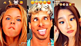 TikTok Emoji Imitation Challenge | Goodzik