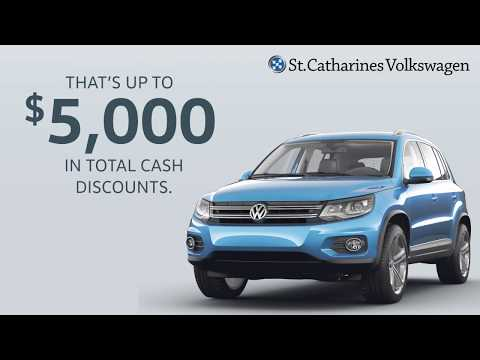 10 Days of Volkswagen at St. Catharines VW