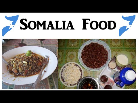 Somalia - Food