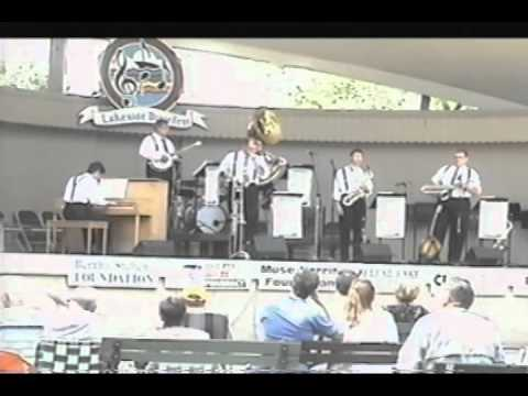 HOT ANTIC JAZZ BAND FROM NIMES, FRANCE PERFORMER AT THE LAKESIDE DIXIE FEST