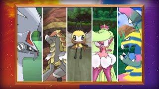 UK: Meet Silvally, Kommo-o, and other stunning Pokémon in Pokémon Sun and Pokémon Moon!