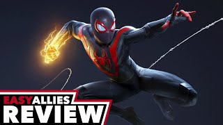 Marvel's Spider-Man: Miles Morales - Easy Allies Review (Video Game Video Review)