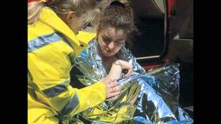 Foil Blankets Emergency Preparedness First Aid Rescue And Survival