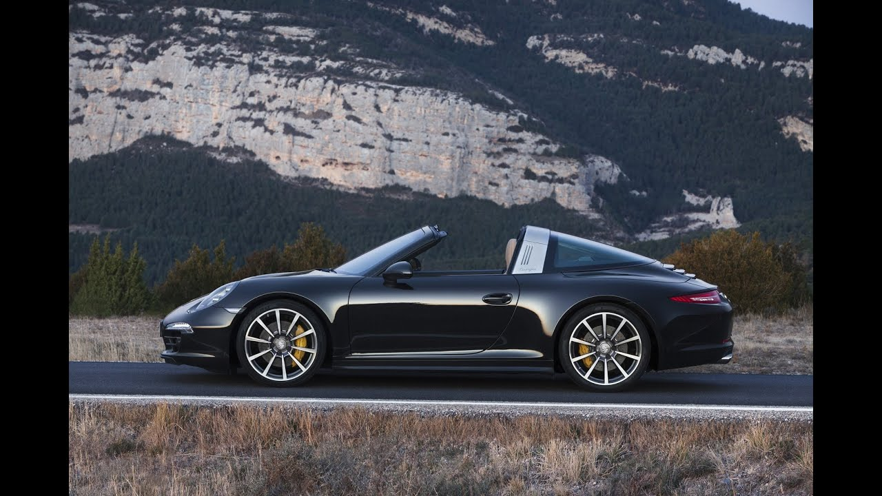 Porsche 911 targa 991 video test 2014 fahrbericht youtube its youtube uninterrupted sciox Image collections