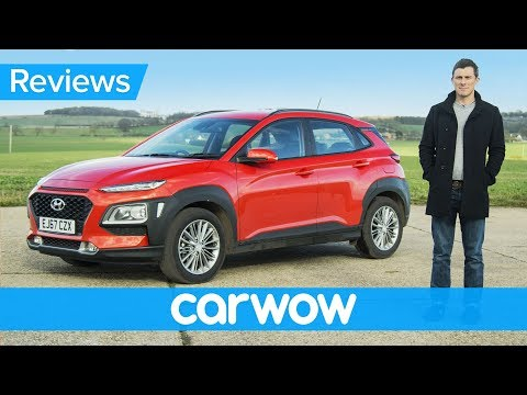 Hyundai KONA SUV 2019 review  | carwow Reviews