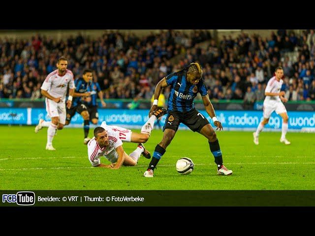 2012-2013 - Europa League - 02. 1ste Ronde - Club Brugge - Debreceni VSC 4-1