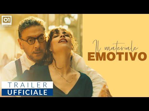 IL MATERIALE EMOTIVO di Sergio Castellitto (2021) - TRAILER UFFICIALE HD