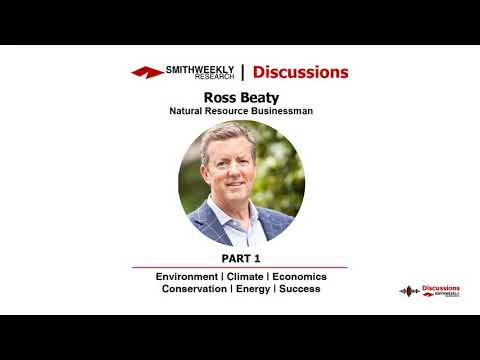 Discussion with Ross Beaty   Natural Resource Businessman   Part 1 from YouTube · Duration:  1 hour 4 minutes 4 seconds