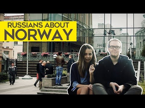 What Russians think of Norway?