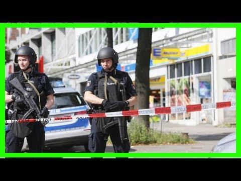 Hamburg knife attack suspect known, but not deemed dangerous
