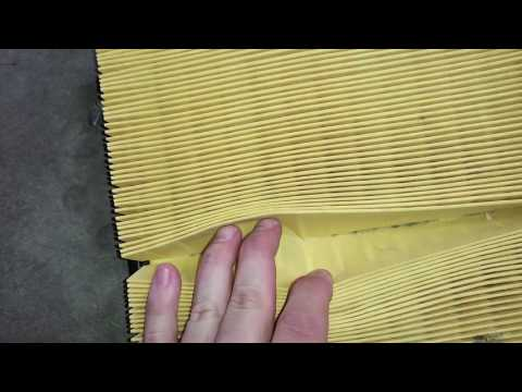 2014-2018 GM Chevrolet Impala - Checking Engine Air Filter Element At 15,000 Miles