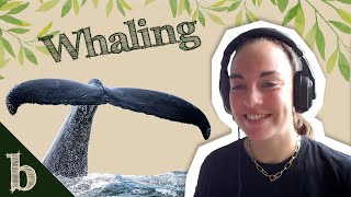 #36 Whaling   The Biome Podcast