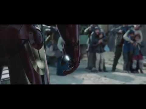 Iron Man - Shoot To Thrill (AC/DC) [HD]