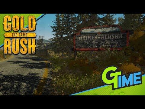 Mein echter Job - Lets Play Gold Rush The Game #01 Goldgräber Simulator Gameplay German | Gamerstime