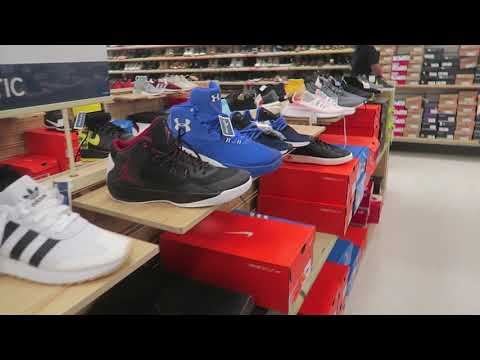Sneaker Shopping At Ross + Marshalls! Bargain Shopping!!!