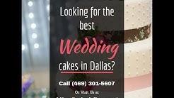wedding cakes dallas tx