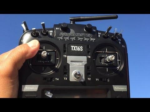Фото RadioMaster TX16S 2.4G 16CH Multi-protocol OpenTX Transmitter
