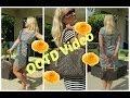 STRIPED DRESS | FASHION OVER 40