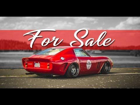 For Sale Ferrari 250 Gto Replica By Edelweiss Customs Youtube
