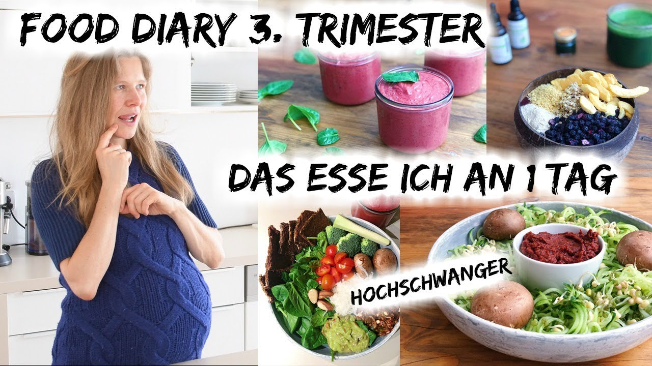 food diary vegan schwangerschaft 3 trimester. Black Bedroom Furniture Sets. Home Design Ideas