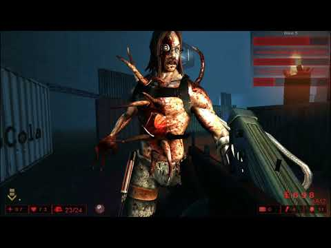 Killing Floor , Boss Arena--MAFE
