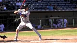 Kris Bryant, Chicago Cubs INF Prospect (2013 Arizona Fall League)