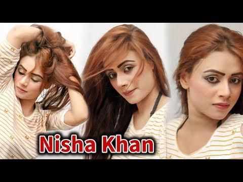 inj lagda chan mahiya | Nisha Khan | Vicky Babu Production