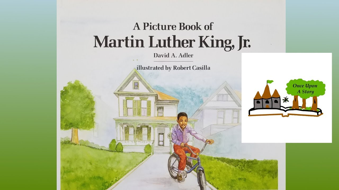 A Picture Book Of Martin Luther King Jr By David A Adler