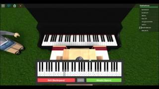 roblox piano: Heathens (hard version)