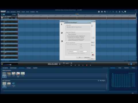 How to record a real guitar with Magix Music Maker 16 - Tutorial