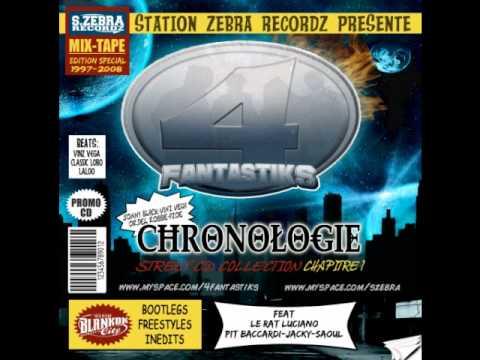 4Fantastiks - Excusif (Vinz Vega, Ordel Robbie, Sonny Black) Prod Vega