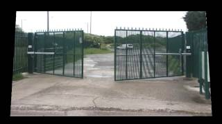 Commercial Security Gates
