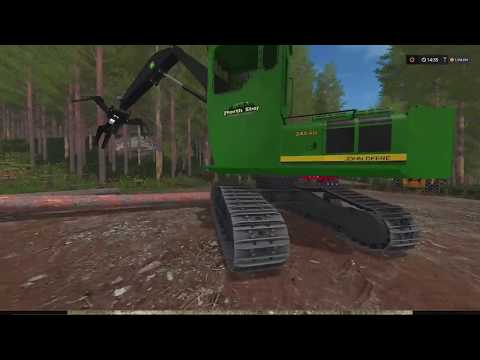 Farming Simulator Logging | KST | MAP | Selective Cut Pt.3