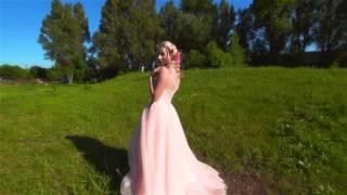 Образ невесты Пионовая роскошь