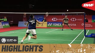 YONEX Thailand Open | An Se Young and Ratchanok Intanon compete for a spot into the semifinals
