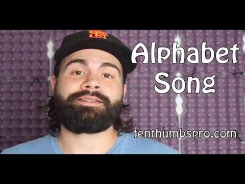 Alphabet Song - Easy Beginner Ukulele - First Barre Chord - Ukulele Tutorial