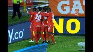 Millonarios vs. América (1-2) | Liga Aguila 2019-II | Fecha 17