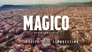 Cacife Clandestino - Mágico (Prod. Lr Beats) | Clipe Oficial