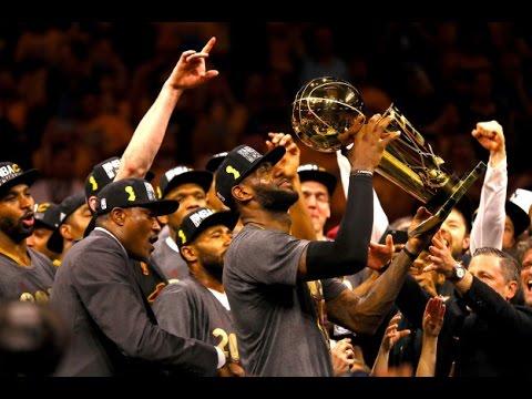 2017 NBA PLAYOFFS HYPE TRAILER