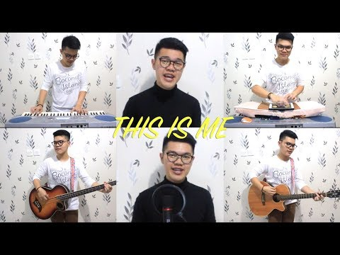 THIS IS ME (The Greatest Showman) cover - James Adam