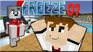 VARO TOTE bauen Weihnachtsdorf (außer PXLWLF) - Minecraft FREEZE #01 | Kedos