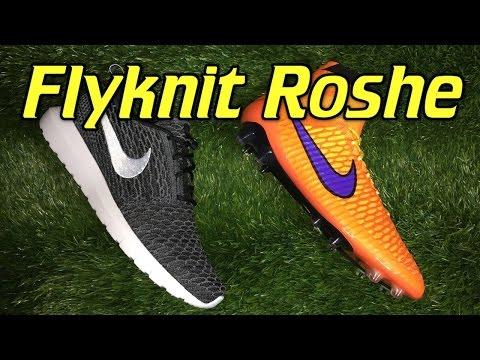 Nike Flyknit Roshe - Review + On Feet
