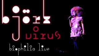 Virus - Björk (Biophilia Live)