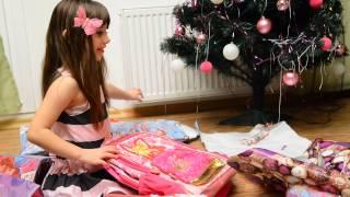 Anežka a Adélka Vánoce 2014...