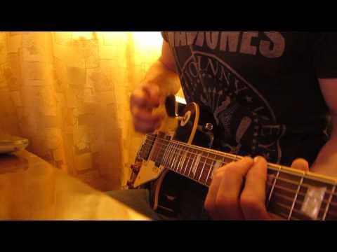 Deftones - Phantom Bride (guitar cover)