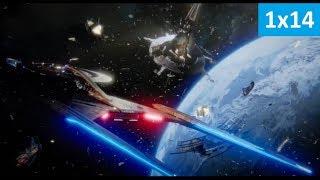 Звездный путь: Дискавери 1 сезон 14 серия - Русское Промо (Субтитры, 2018) Star Trek: Discovery 1x14